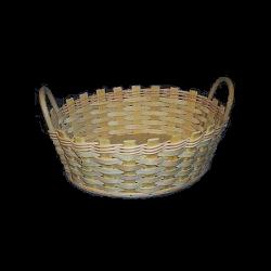 Obstkörbchen Oval mit 2 Henkel